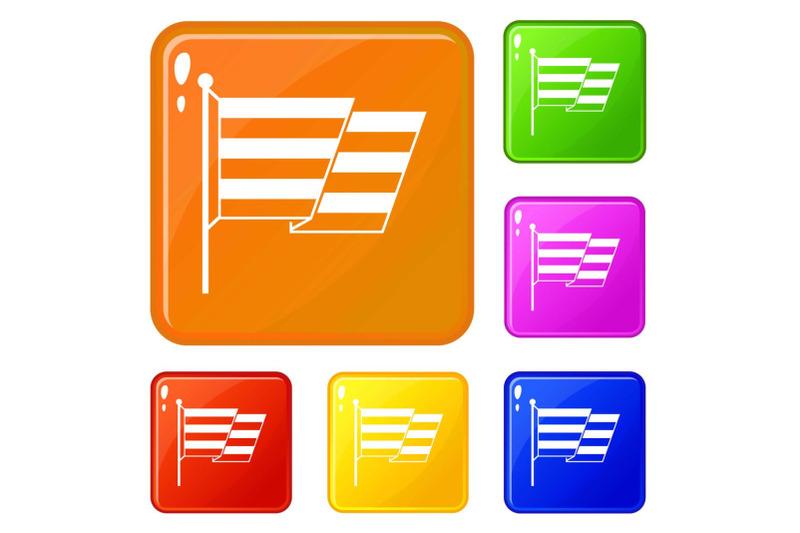 flag-lgbt-icons-set-vector-color