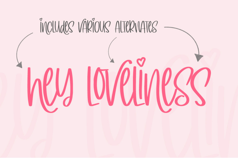 simply-lovely-font