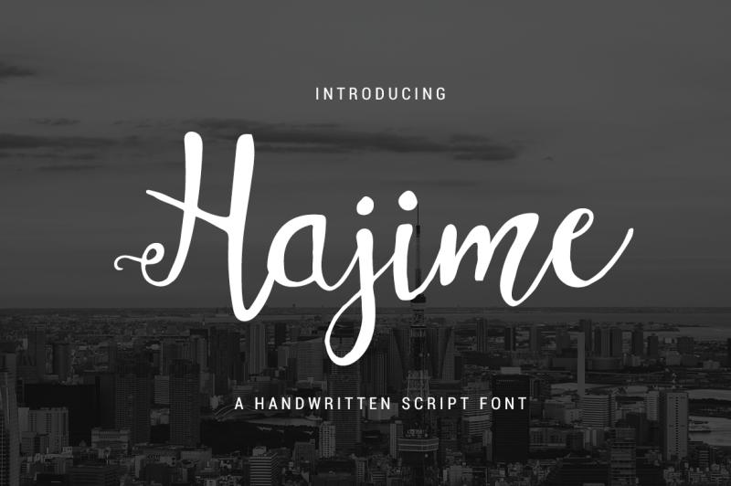 hajime-script