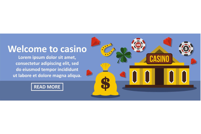 welcome-to-casino-banner-horizontal-concept
