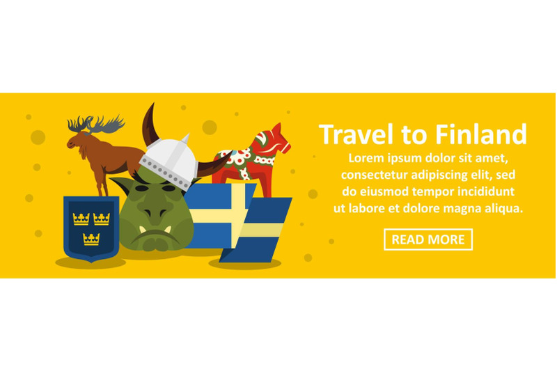 travel-to-finland-banner-horizontal-concept
