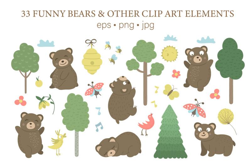 funny-bears