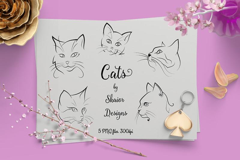 cats-clipart