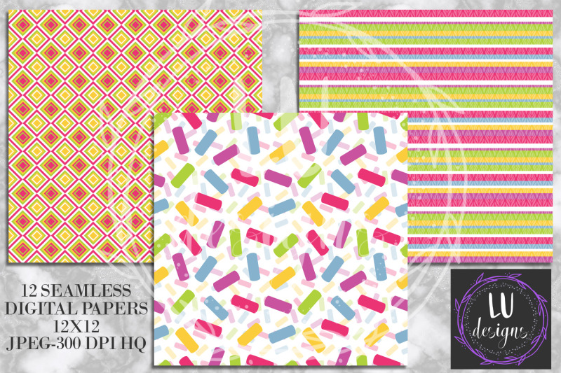 cinco-de-mayo-digital-papers-mexico-backgrounds-aztec-papers