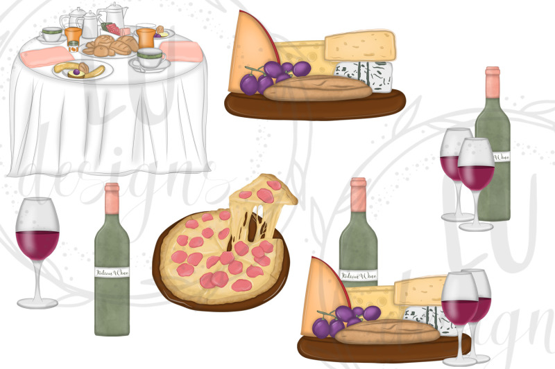 italy-clipart-travel-clipart-italy-vacation-graphics-summer-clipart