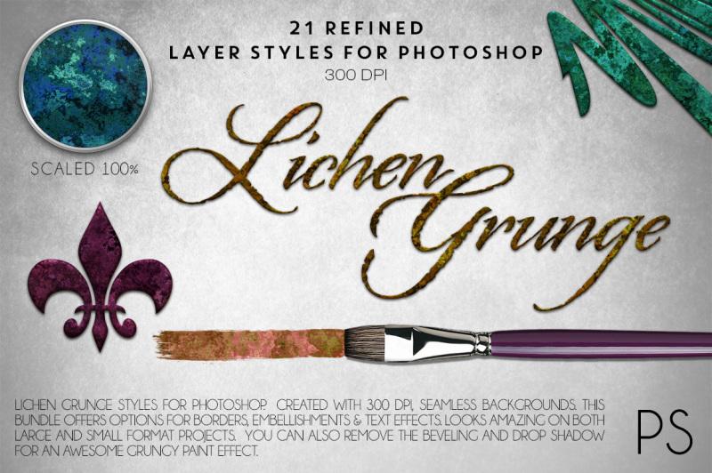 lichen-grunge