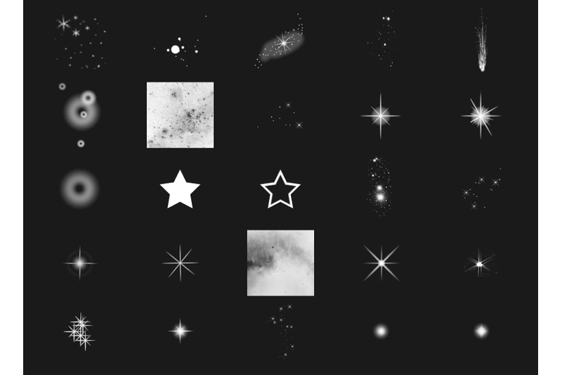 200-stars-moon-transparent-png-photoshop-overlays-backdrops