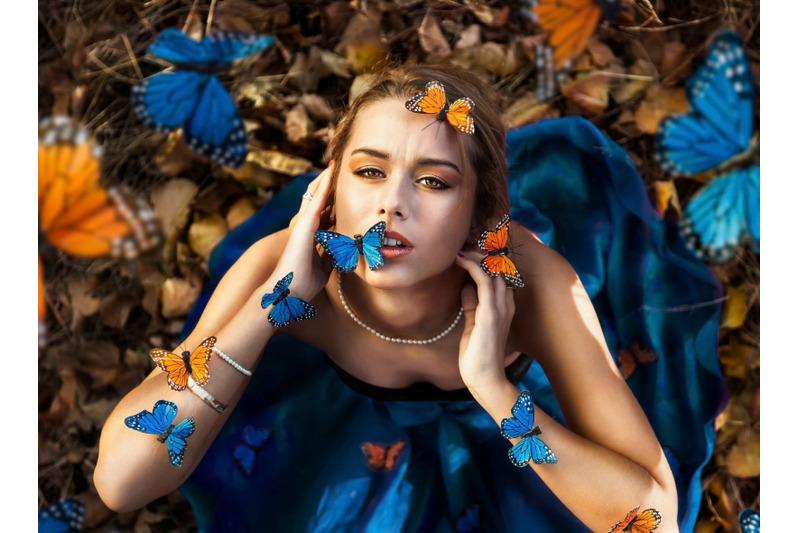 200-butterflies-transparent-png-photoshop-overlays-backdrops