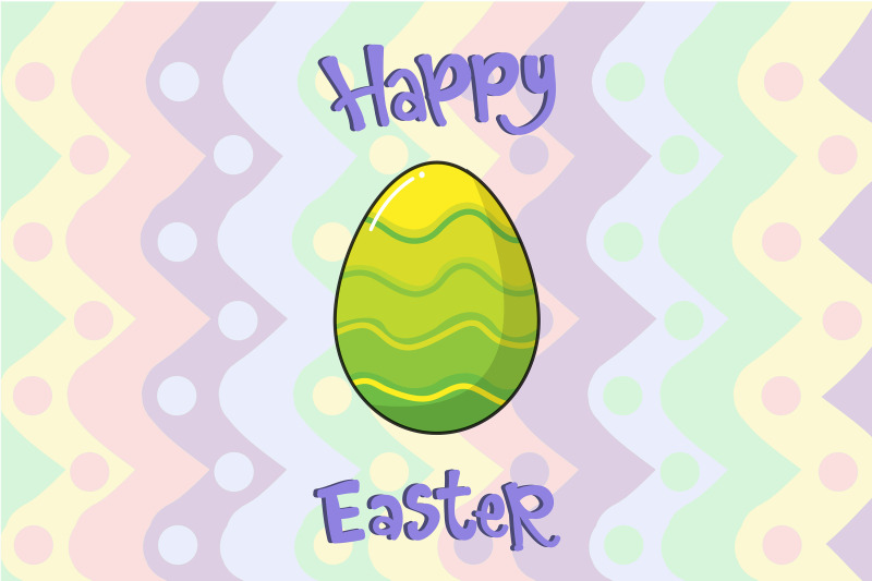 easter-green-yellow-egg