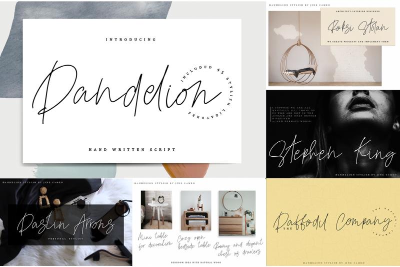 handwritten-font-bundle-15-in-1