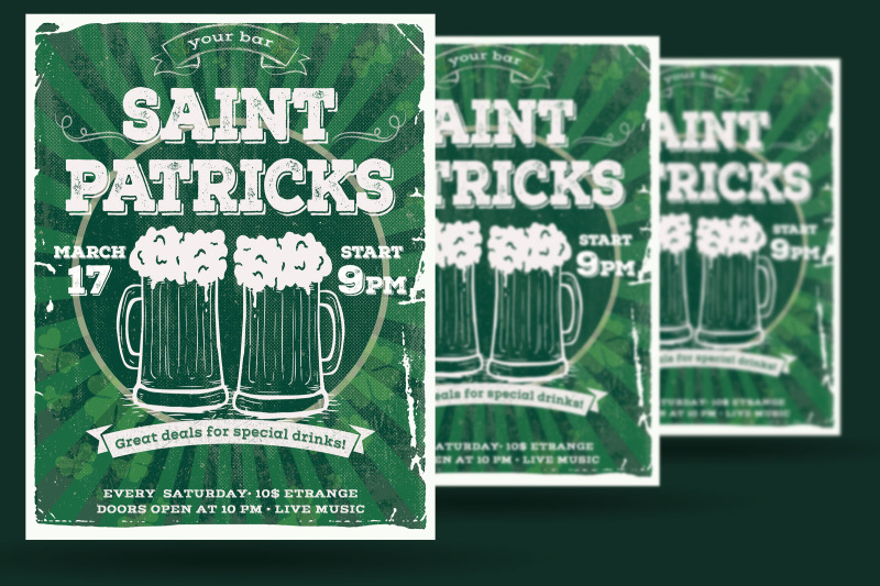 st-patrick-039-s-day-poster
