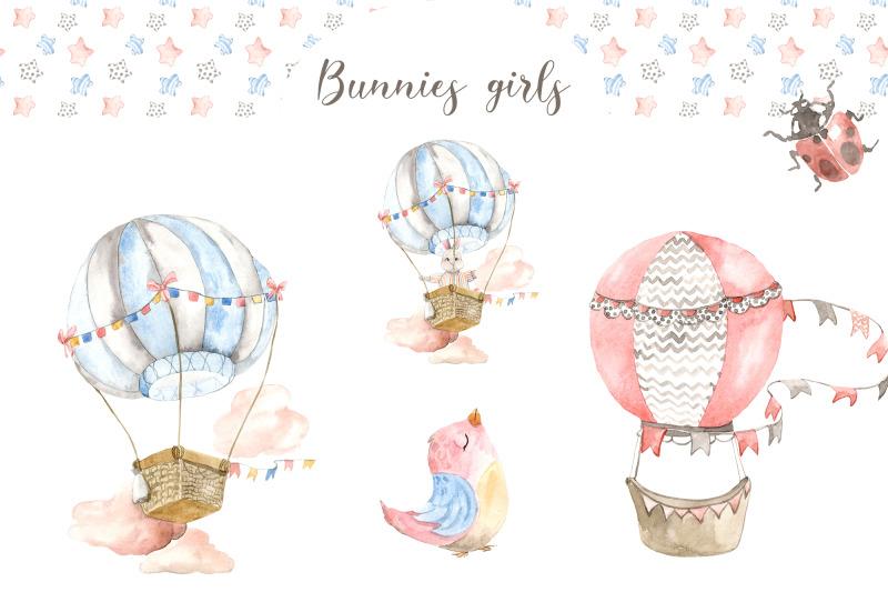 bunnies-girls