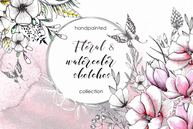 watercolor-floral-bundle