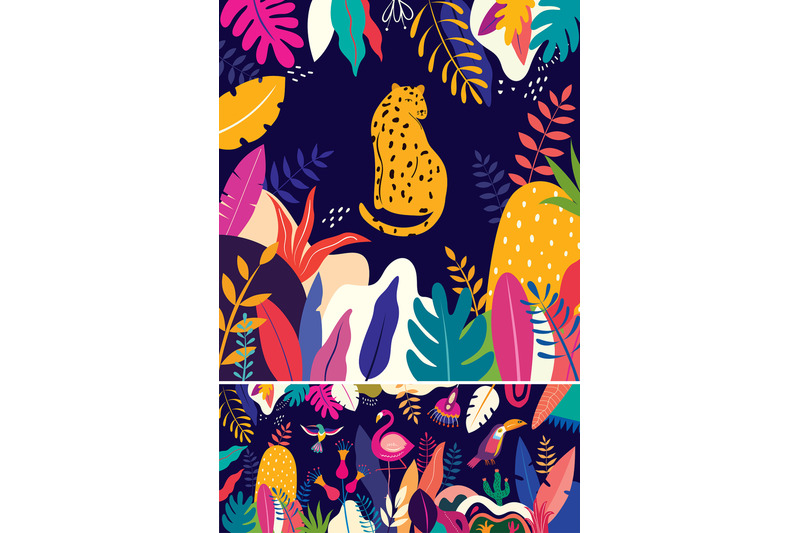 tropical-colorful-collection