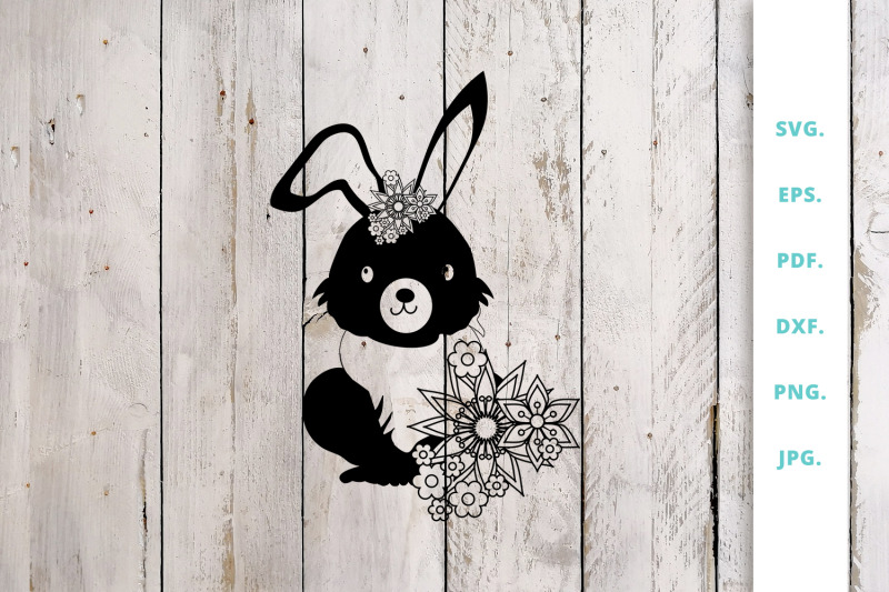 floral-easter-bunny-cut-file-1