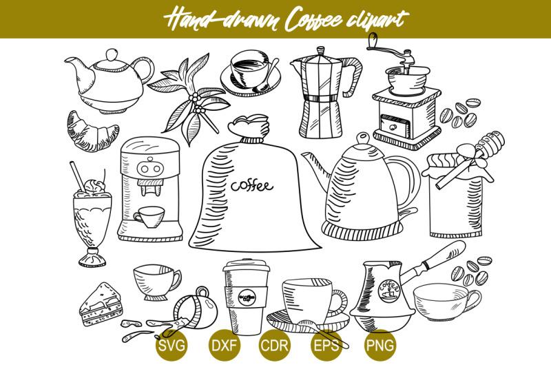 coffee-svg-set-coffee-line-clipart-vector-bundle-coffee-accessorie