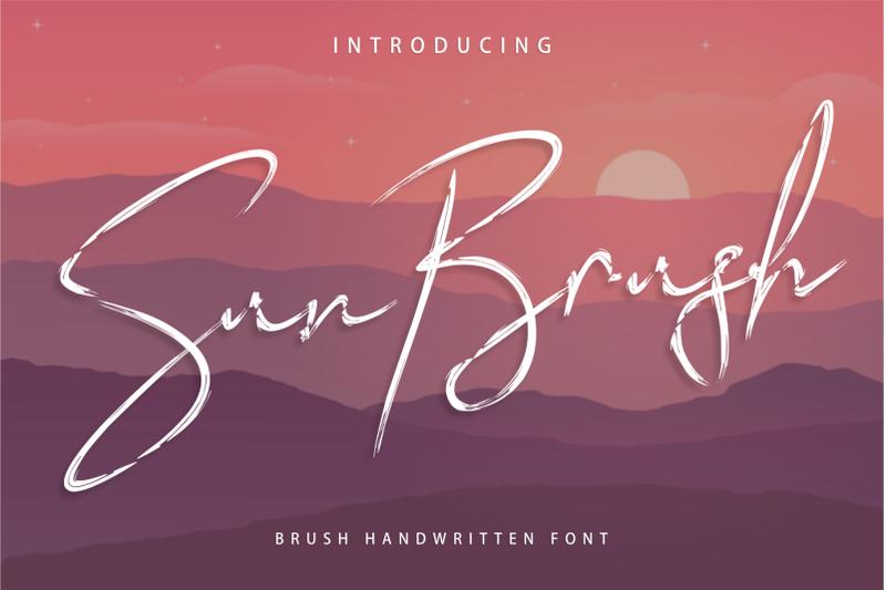 sun-brush