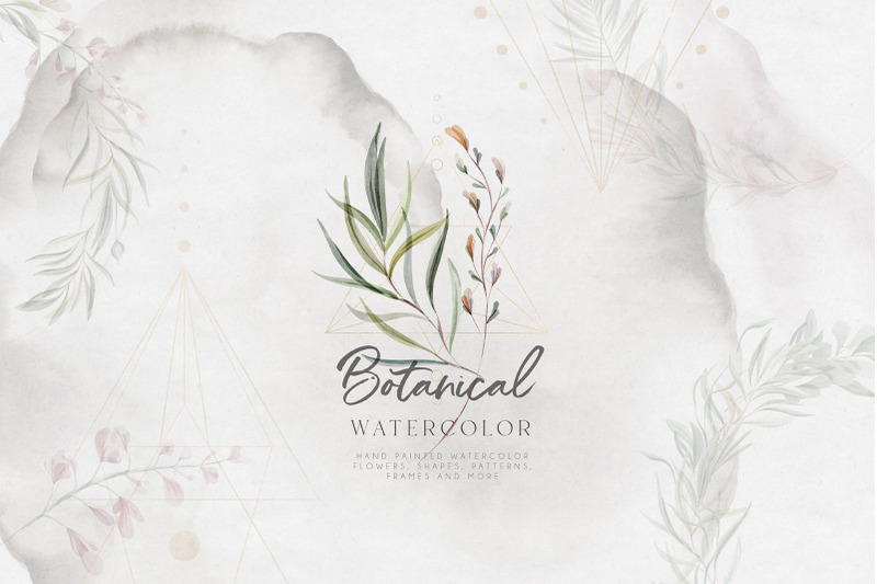 watercolor-botanical-collection