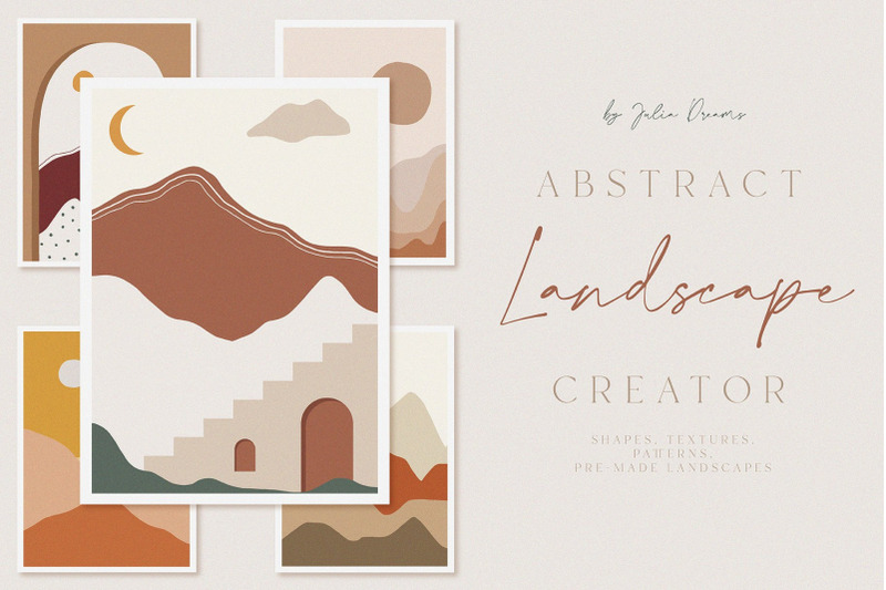 abstract-landscape-creator
