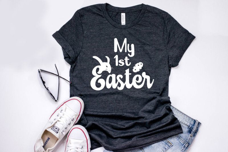 my-1st-easter-easter-svg-cut-files
