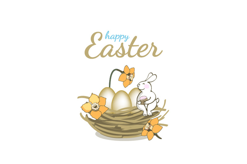 happy-easter-vector-illustration