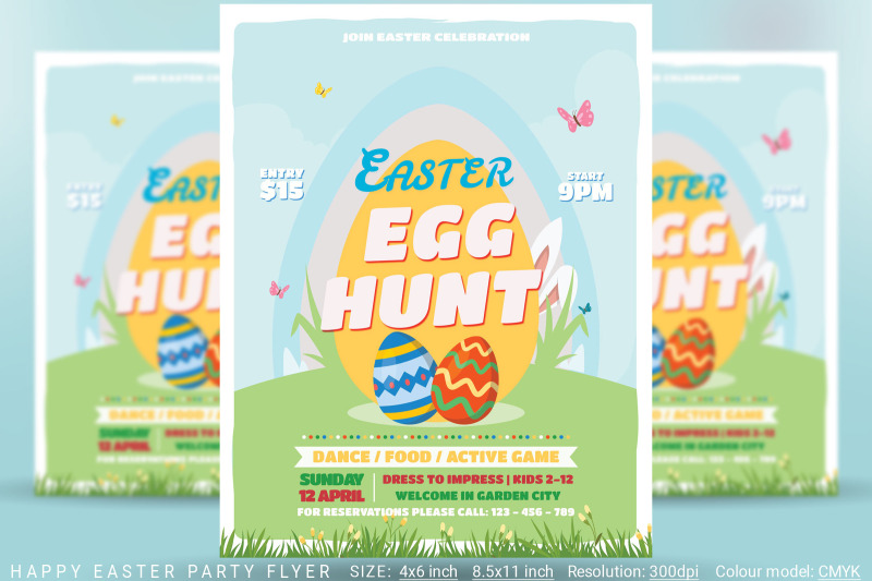 happy-easter-party-flyer
