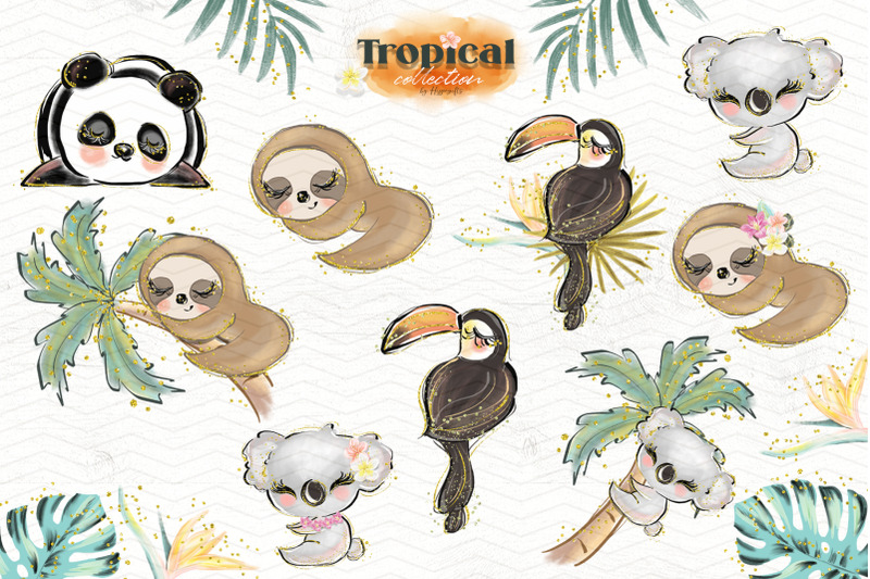 tropical-illustration