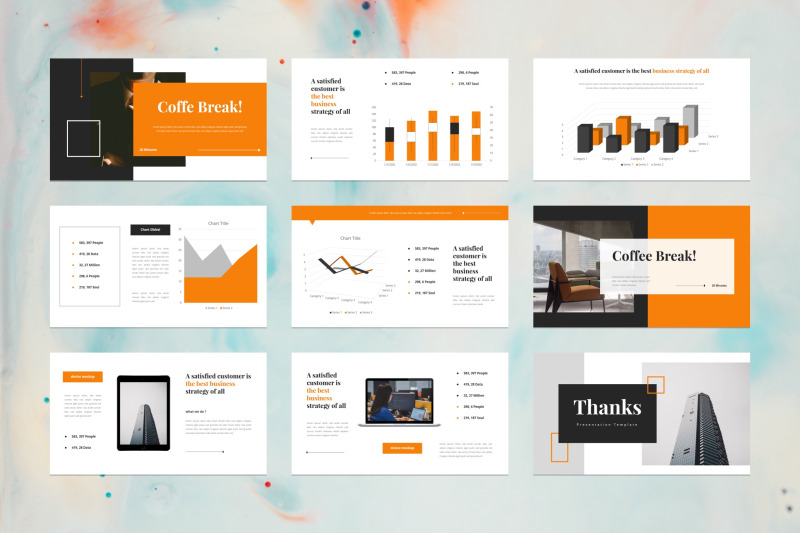 losae-business-powerpoint-template
