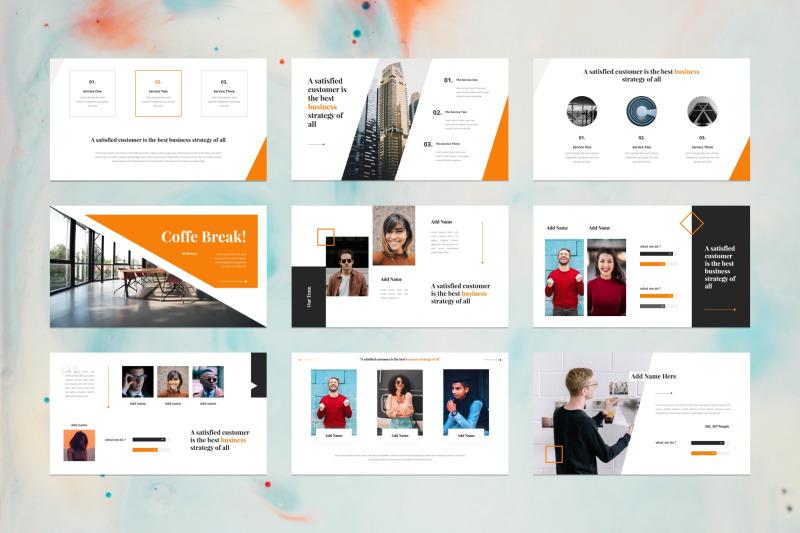losae-business-keynote-template