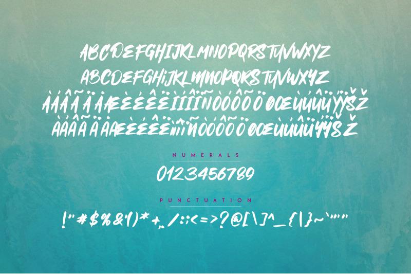 mischief-brush-font-extras