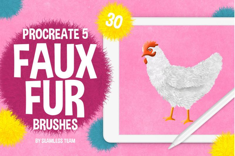 procreate-5-faux-fur-brushes