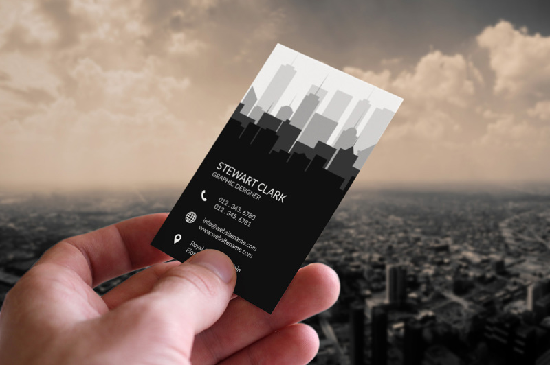 real-estate-business-card-template