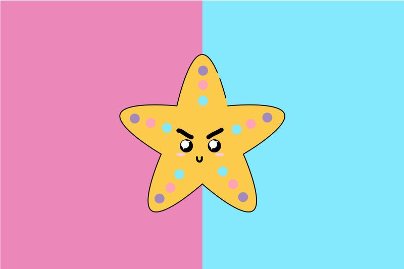 kawaii-cute-star-fish
