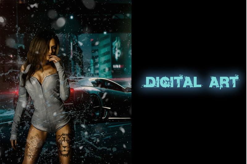 digital-art-girl