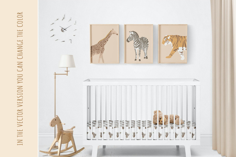 abstract-animals-clipart