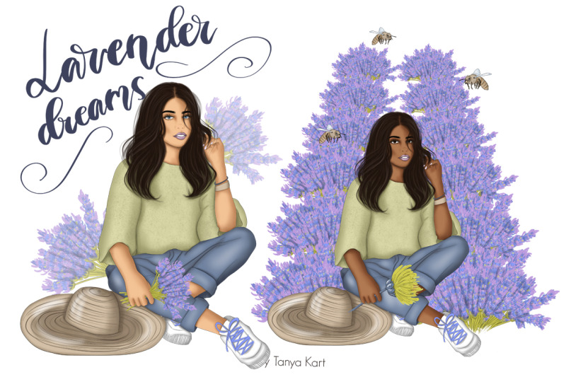 lavender-dreams-clipart