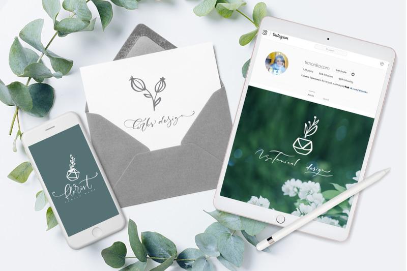 botanical-floral-logos-svg