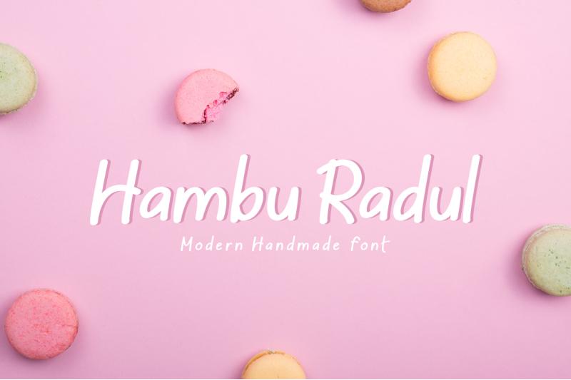 hambu-radul
