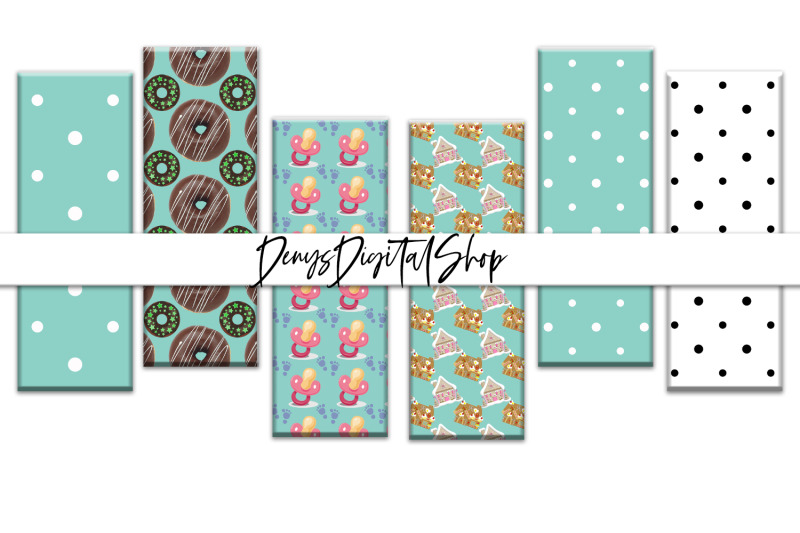 digital-bookmarks-blue-digital-papers