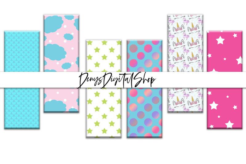 digital-pony-bookmarks-papers-digital-bookmarks-digital