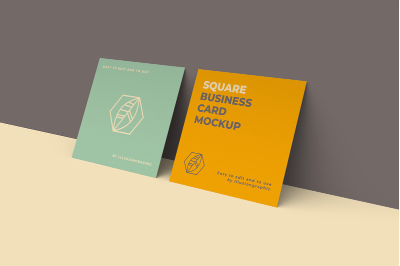 Business Card Free Psd Mockup Download