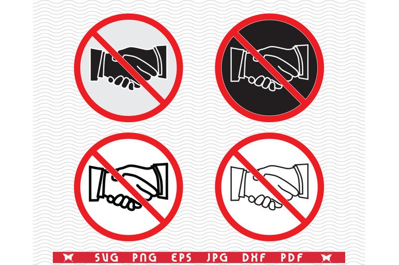 svg-no-handshake-prohibiting-sign