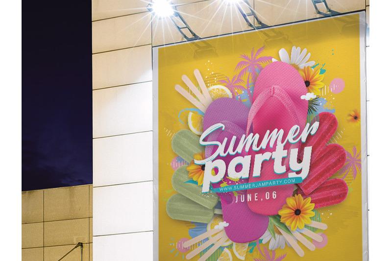 seasonal-summer-party