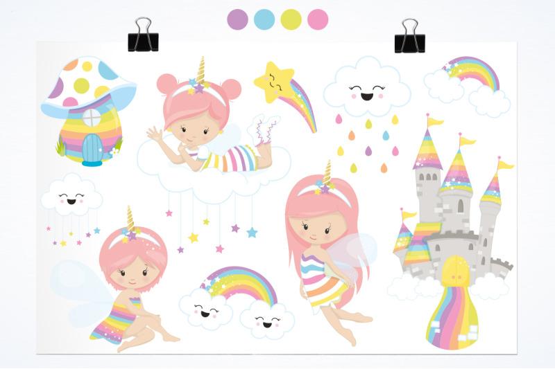 unicorn-fairies