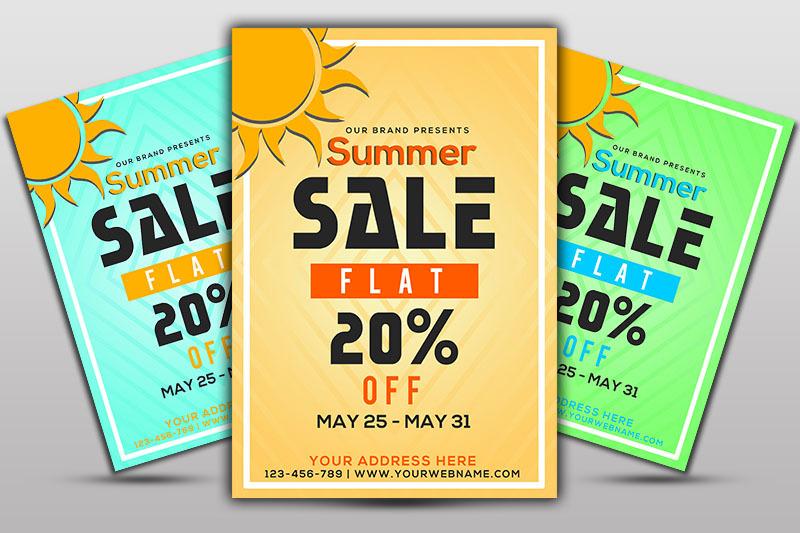 flat-sale-flyer