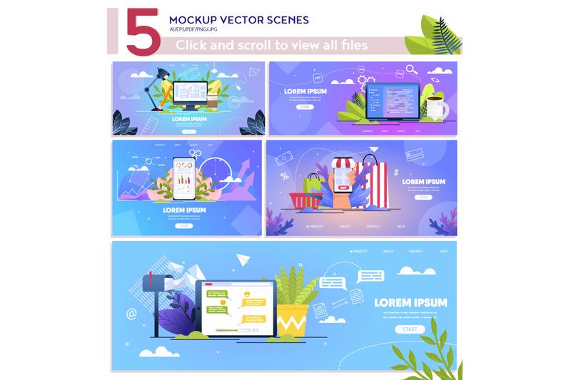 mockup-vector-scenes