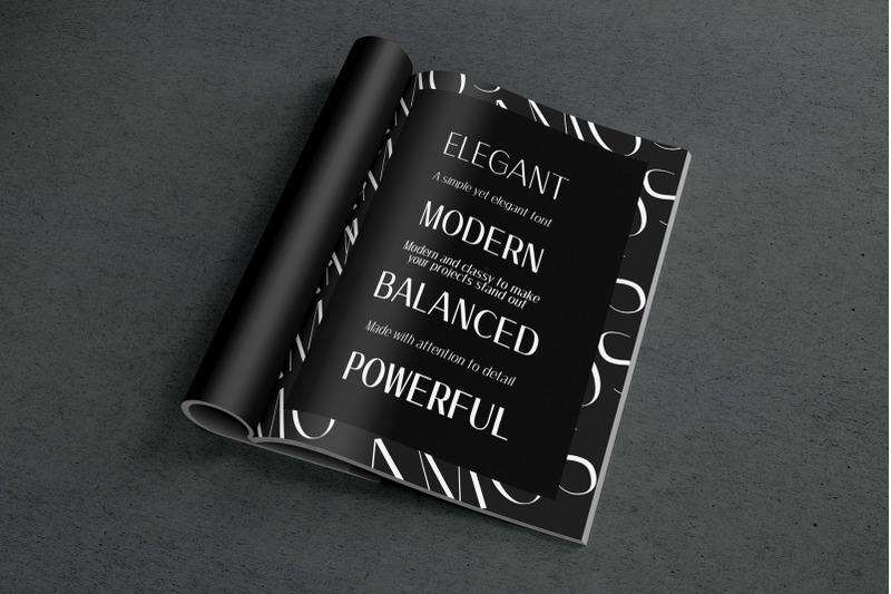 amos-a-modern-sans-serif