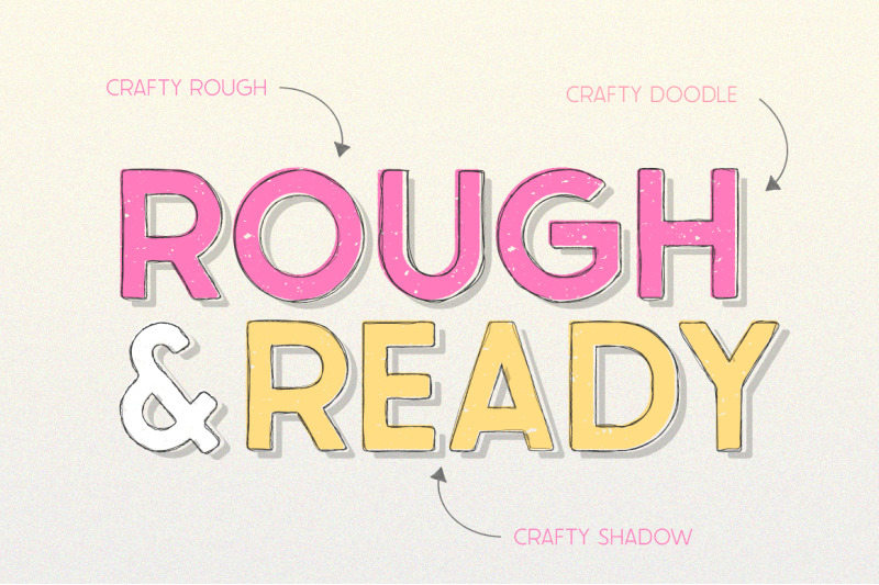 the-crafty-font-collection-24-fonts