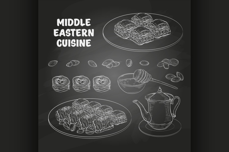 arabic-food-middle-eastern-sweets-and-tea-1