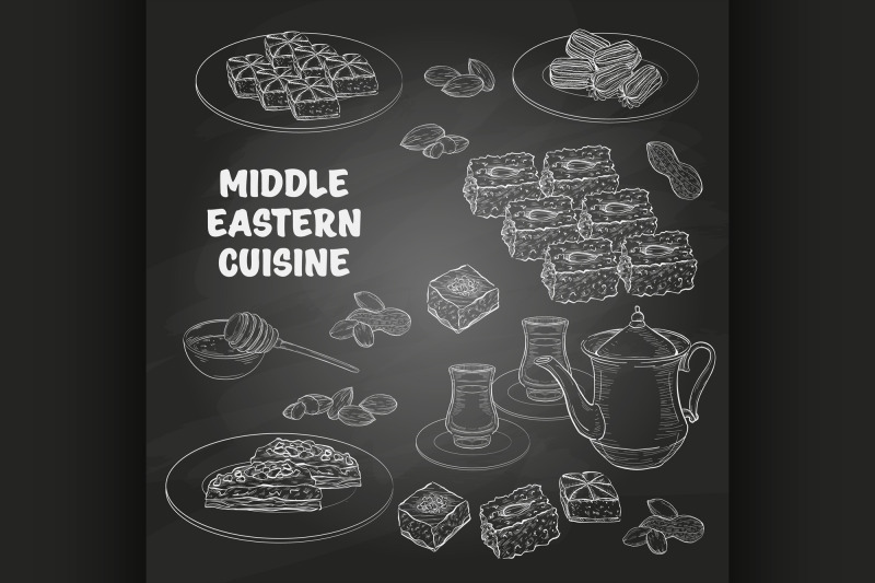 arabic-food-middle-eastern-sweets-and-tea-8